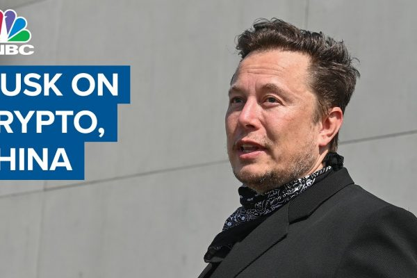 Elon Musk weighs in on crypto and China