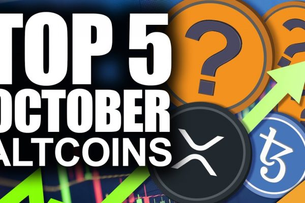 Top 5 Altcoins in October (BEST Coins this Month)