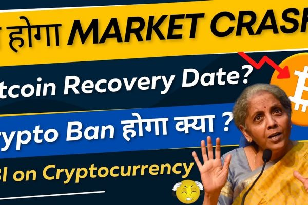 Why Crypto Market is Down and Crypto Ban in India News | Best Cryptocurrency To Invest 2021 in Crash