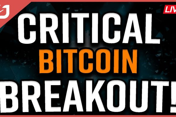CRITICAL Bitcoin Breakout! Biggest USA Merchant ACCEPTS CRYPTO! Coffee N Crypto LIVE
